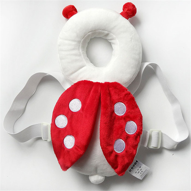 Baby Kids Head Protection Pillow Pad Toddler Head Back