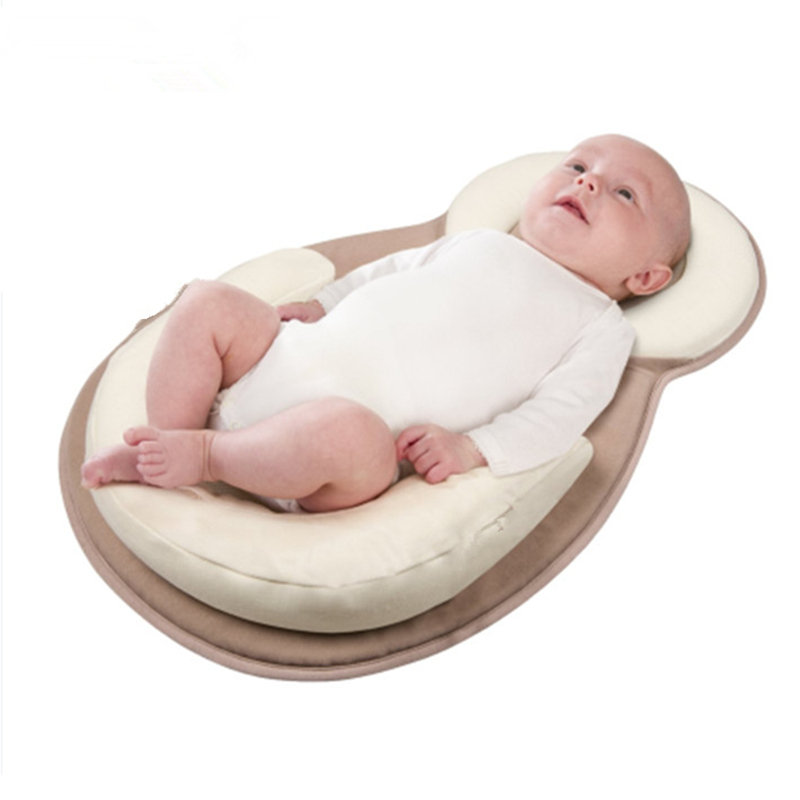 Baby Stereotypes Pillow Infant Newborn Anti Rollover
