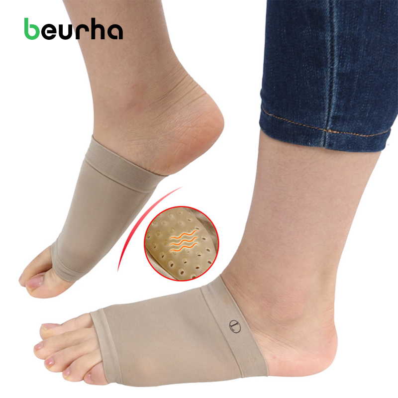 free shipping popular brand another chance Beurha Foot Pads Patch Feet Care Silicone Medical Shoes Gel ...