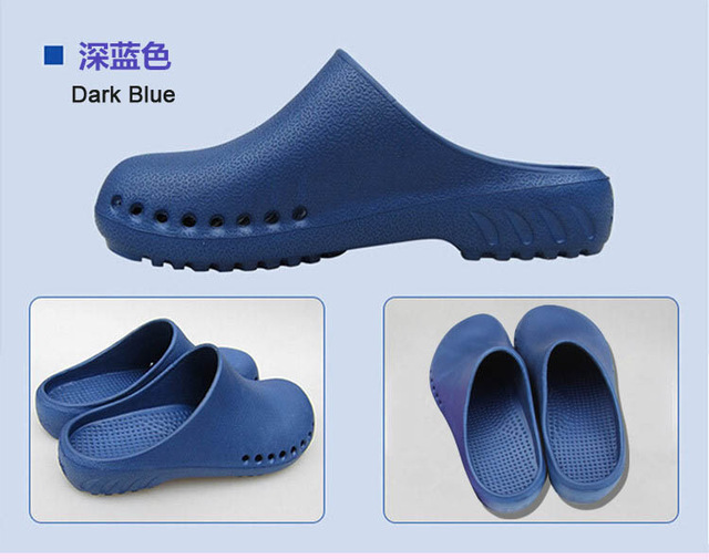 Medical Doctors Nurses Surgical Shoes Anti Slip Protective