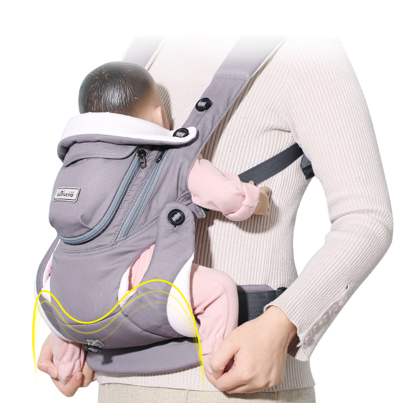 Baby Carriers Breathable Front Carry Front Facing Infant Comfortable