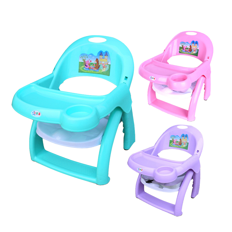 0-3 Year Old Baby Adjustable & Foldable Baby Feeding Chair ...