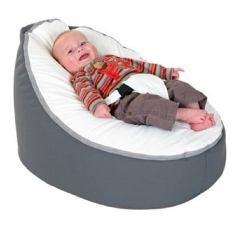 Accept Dropshipping Baby Bean Bag Portable Infant Chair