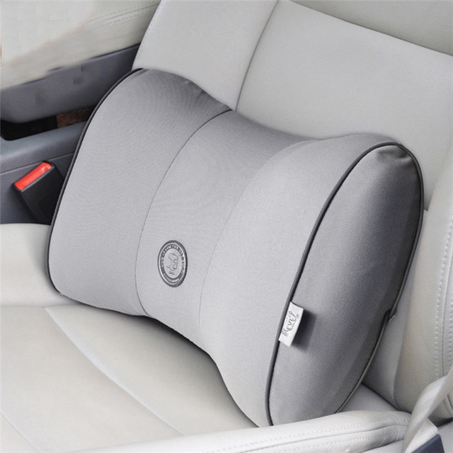 Top Luxury Seat Back Lumbar Support Cushion For Car